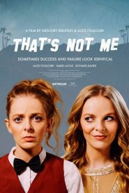 That's Not Me (2017)