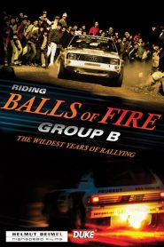 Group B – Riding Balls of Fire (2016)