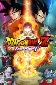 Dragon Ball Z: Resurrection 'F' (2015) Online Subtitrat in Romana HD Gratis