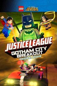 LEGO DC Comics Super Heroes: Justice League – Gotham City Breakout (2016)