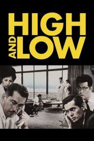 High and Low (1963) Online Subtitrat in Romana HD Gratis