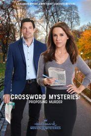 Crossword Mysteries: Proposing Murder (2019)