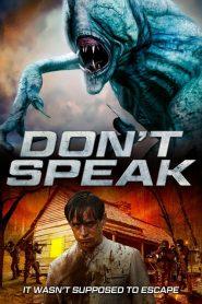 Don't Speak (2020)