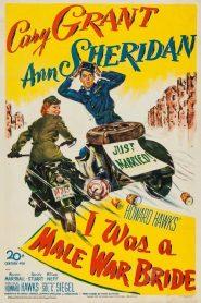I Was a Male War Bride (1949) Online Subtitrat in Romana HD Gratis