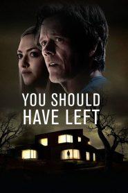 You Should Have Left (2020) Online Subtitrat in Romana HD Gratis
